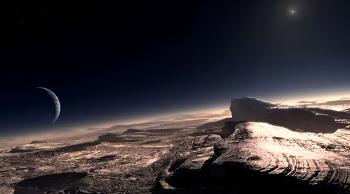 우주여행가이드 - 명왕성 Pluto