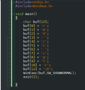 [Exploit] ShellCode 작성하기