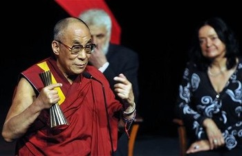 티베트 달라이 라마, 오는 10월 슬로바키아 3번째 방문