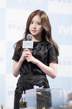 160810 tvN 불금불토스페셜 '신데렐라와 네 명의 기사' 팬미팅 손나은 직찍 By.6412 (2/2)