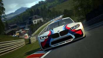 BMW Group launches race car for Gran Turismo® 6