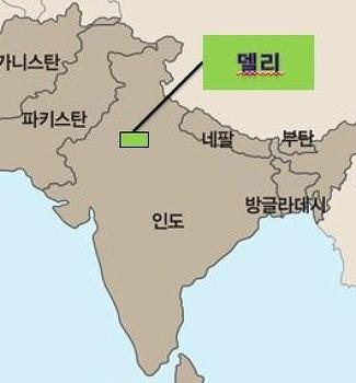 삼성물산, 임직원 기부금으로 인도에 식수타워 준공