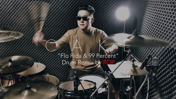 "Flo Rida & 99 Percent(플로라이다&99퍼센트)-""Cake"" Drum Remix by ROP"