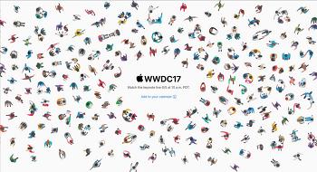 2017년 6월 애플 WWDC17 키노트 - 아이패드프로 10.2, 아이맥프로, 홈팟 신등장~
