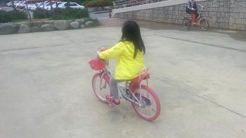 Yes!!0 첫 두발 자전거