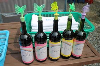 와인족욕 (봄,가을-온족욕, 여름-냉족욕)