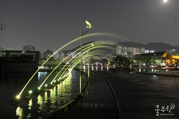열대야를 피해 부산야경명소 '부산시민공원'으로!
