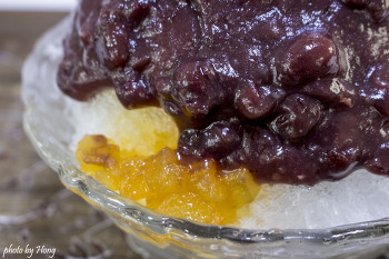 [부산 맛집] 여름에 먹는 별미 용호동 할매 팥빙수 본점