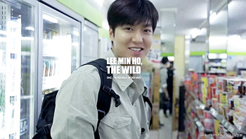 [티저] LEE MINHO, THE WILD PHOTOBOOK TEASER #1 (15s) : 이민호