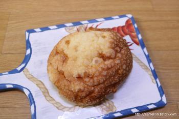 오사카 Melon de melon 의 '메이플 메론빵 メープルメロンパン' ★★★☆