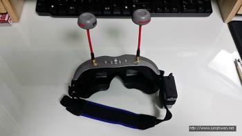 GS922 FPV Goggle 렌즈 제작