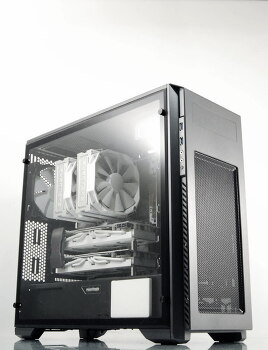 [포르까 리뷰]Phanteks Enthoo Pro M AG Acrylic