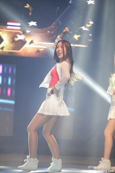 에이걸스(Agirls) WBFF ASIA CHAMPIONSHIP 축하공연