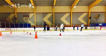 캠퍼스에서 스케이트를 즐겨보세요! 대학 아이스링크장 체험기
