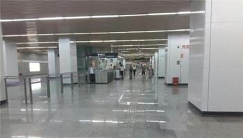 상하이의 지하철을 이용해보자!
