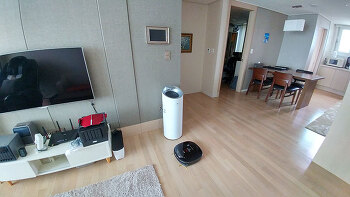 세탁기 로봇청소기 자동 운전 스마트씽큐 이용하자