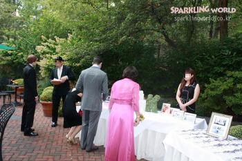 미국 웨딩의 꽃, 결혼식 피로연으로 보는 문화차이