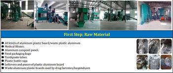 중국 재활용산업 기계 - 알루미늄 분리기, 알리바바 장비 수입할 때 유의사항