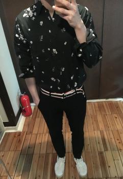 [YuvidLook 옷차림] 클럽모나코 셔츠 미소페 슬립온 등