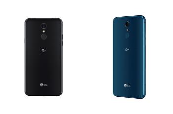 KT, LG전자 'Q7·Q7플러스' 15일 출시