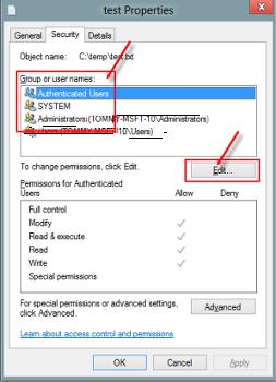 """""""정한 장치, 경로 또는 파일에 액세스할 수 없습니다"""" 이동식 드라이브에 대한 액세스 권한 제한 관련"""
