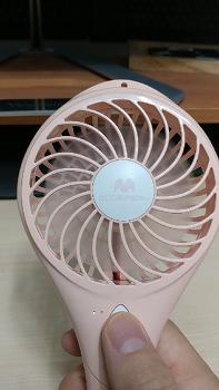 휴대용 선풍기 머큐리 핸디 팬