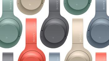 소니코리아, 새로운 h.ear 2 시리즈 헤드폰 및 이어폰 5종 출시