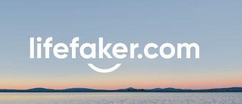 SNS에 꾸며진 삶을 담은 사진을 구매할 수 있는 라이프페이커닷컴(lifefaker)