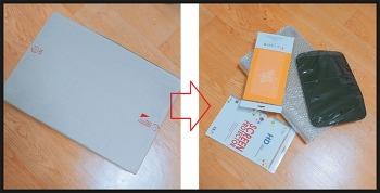 30만원대 쓸만한 노트북 acer swift1(sf113-31)