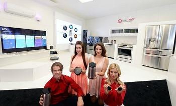 네이버 클로바가 LG 씽큐 허브에 탑재!! 음성인식 스피커에서 인공지능 스피커로 속도를 내나