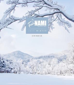 [Newsletter] 2017 Feel NAMI, Winter(Chinese)Vol. 019