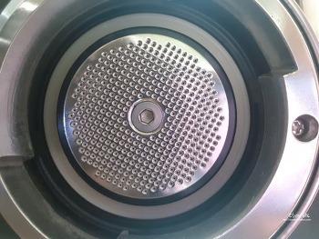 브레빌 BES980 샤워스크린 분해 및 세척 방법