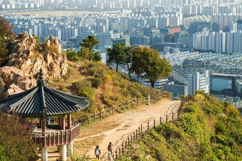 인천 계양산으로 가을산책입니다.