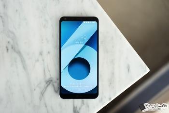 LG Q6, CF 속 이성경이 말하는 매력은?