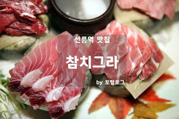 서울3대참치 강남3대참치 참치그라, 참다랑어의 참맛을 이 곳에서!