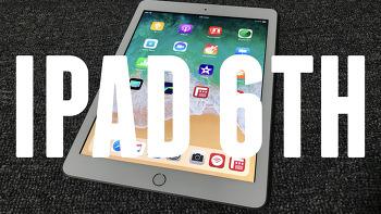 "ROPVLOG#5 My First iPad""6th""(나의 첫번째 아이패드""6세대""개봉기 및 악세서리)"