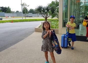 싱가포르에서 말레이시아 가는 방법 (가족여행 + 자유여행)