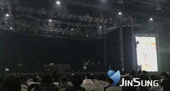 이승철콘서트! 2017년 12월 일산킨텍스에서 공연보고 왔지롱요!