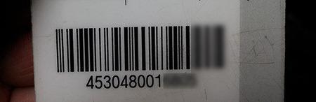 [생활의 지혜] 브라더 라벨프린터로 포인트 카드와 신용카드 합치기 (바코드 제작)