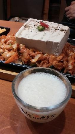 [맛집/천호역] 짚동가리 쌩주 - 막걸리와 함께