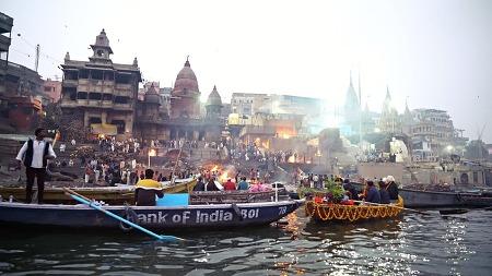 2016.01월 세 번째 인도여행 그 09 바라나시 下.