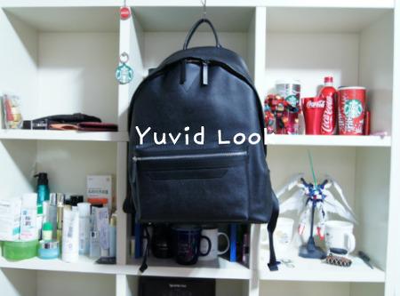 [Yuvid Look구매보고서] 지오송지오 사피아노 백팩 (남자백팩 가방)