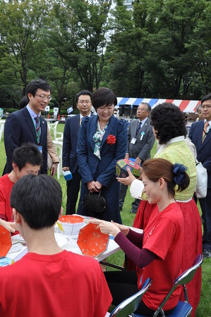 아베 총리 부인은 한국을 아주 좋아해!!