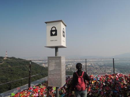 한양성곽길... 서울 걷기여행 걷기좋은길 남산둘레길