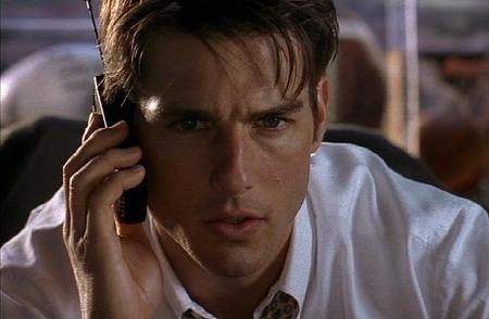 '제리 맥과이어 Jerry Maguire, 1996', 스포츠 에이전트 톰 크루즈와 그를 사랑한 싱글맘 르네 젤위거