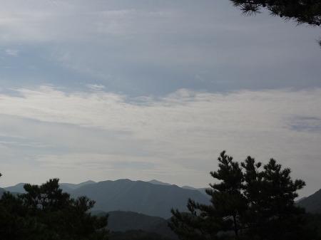 울진 백암산 백암폭포 트레킹
