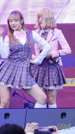 [CAM] 17.05.26 우주소녀 광화문광장 U20 피파 월드컵 거리응원 콘서트 by. Purple.D