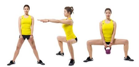 탄탄한 하체를 위한 허벅지 운동