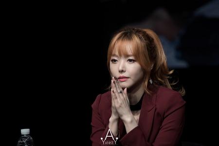 [16.11.06] 달샤벳(Dal★Shabet) 10th Mini Album [FRI SAT SUN] 발매기념 팬사인회 (강남) 세리