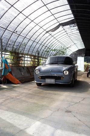 닛산 휘가로 (피가로) Nissan Figaro